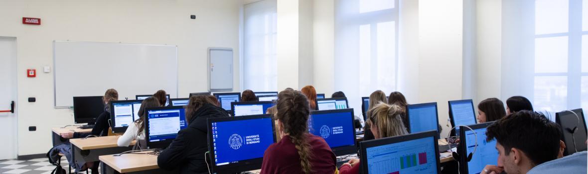 Sala computer di Pignolo